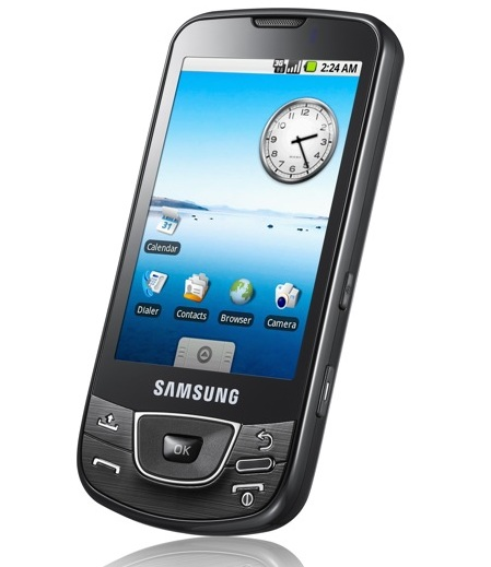 Android³: Samsung Galaxy, HTC Magic e o Motorola Dext