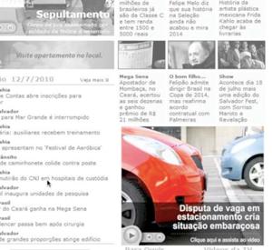 Ser premiado com o Grand Prix de Internet do Bahia Recall 2010, juntamente com toda a equipe da Ideia 3, pelo banner Paz no Trânsito foi uma grande honra.