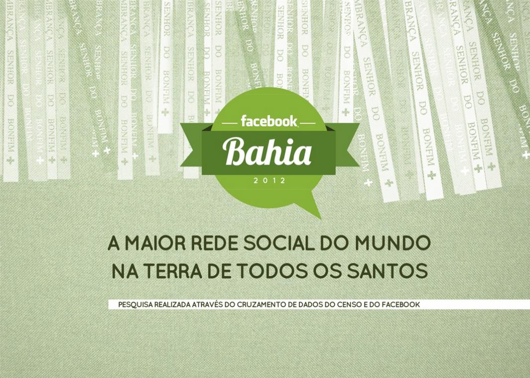 Facebook na Bahia