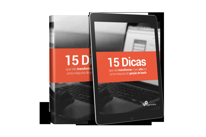 [eBook] 15 dicas para geração de leads