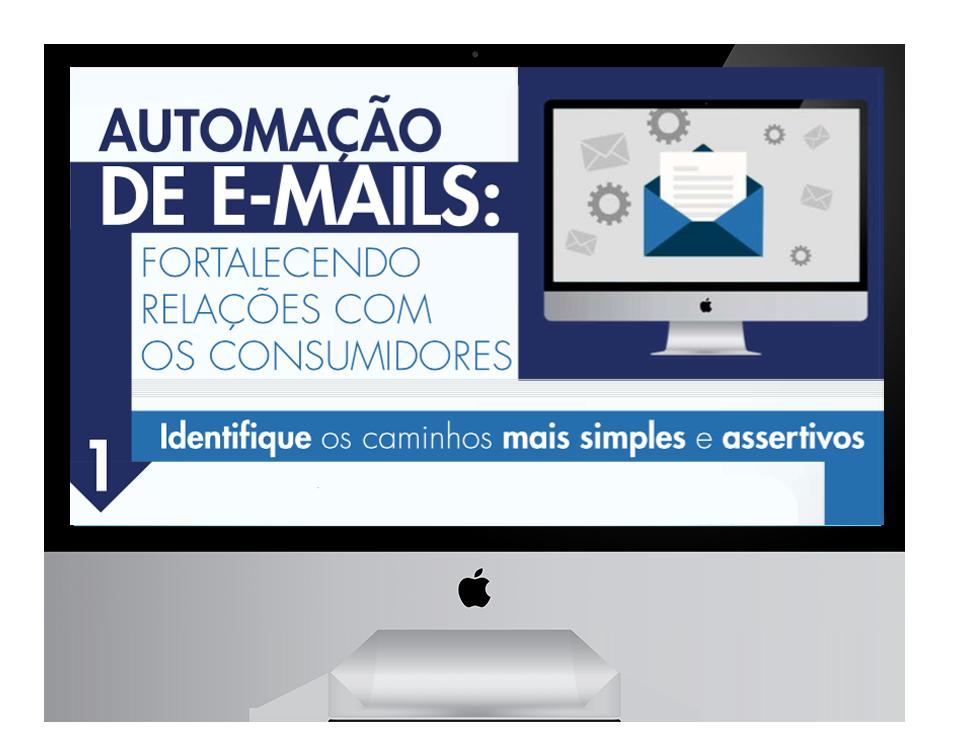 automação de e-mails