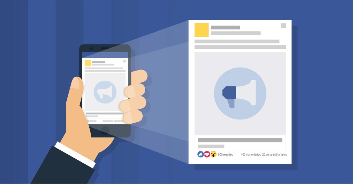 Como impulsionar publicação no Facebook e Instagram em cinco passos! (Marketing Digital )